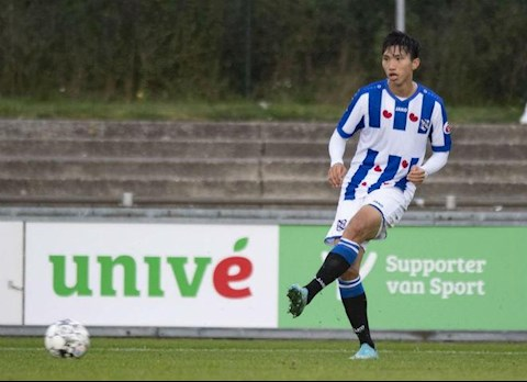 HLV Johny Jansen thất vọng sau trận hòa đáng tiếc của Heerenveen hình ảnh