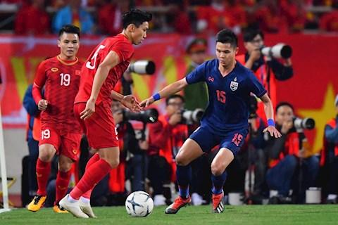 Thống kê tại VL World Cup 2022 Việt Nam xứng danh anh cả ĐNA hình ảnh
