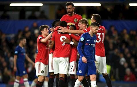 Dư âm Chelsea 0-2 MU Phía sau họ đã là vực thẳm hình ảnh