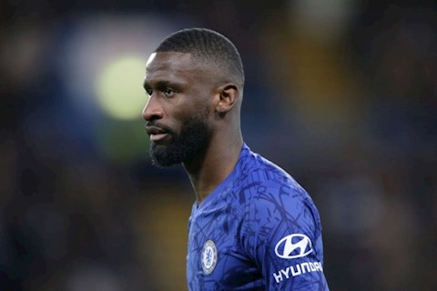 Tottenham gia nhập cuộc đua giành Antonio Rudiger của Chelsea hình ảnh