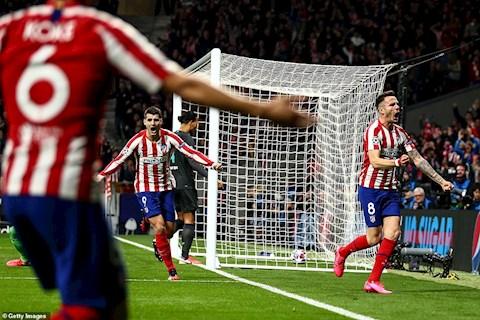 Atletico 1-0 Liverpool Thất bại may mắn của nhà vua Châu Âu hình ảnh