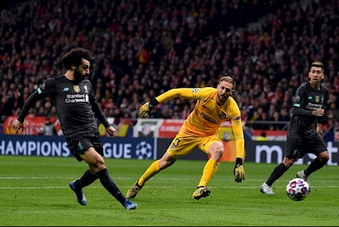 Hang cong Liverpool choi that vong truoc Atletico Madrid