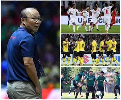 Việt Nam ôm mộng World Cup Giữa muôn vàn khó khăn hình ảnh