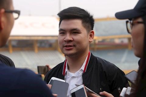 Chủ tịch Hà Nội FC Quan trọng là sức khoẻ của các cầu thủ hình ảnh