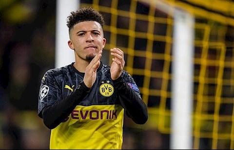 Dortmund không thiếu tiền đến mức phải bán Jadon Sancho! hình ảnh