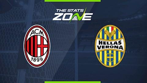 AC Milan vs Verona 21h00 ngày 22 Serie A 201920 hình ảnh