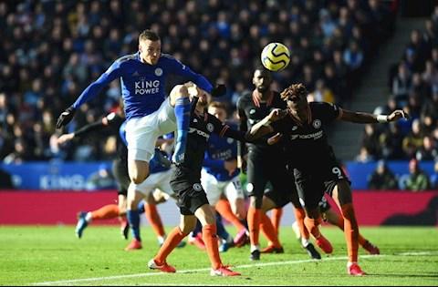 Chelsea chia điểm với Leicester Rudiger và may mắn cứu rỗi họ hình ảnh 2