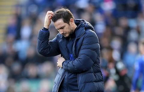HLV Frank Lampard chán nản vì mùa đông trắng tay của Chelsea hình ảnh