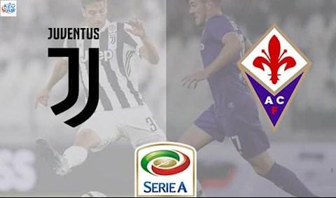 Juventus vs Fiorentina 18h30 ngày 22 Serie A 201920 hình ảnh