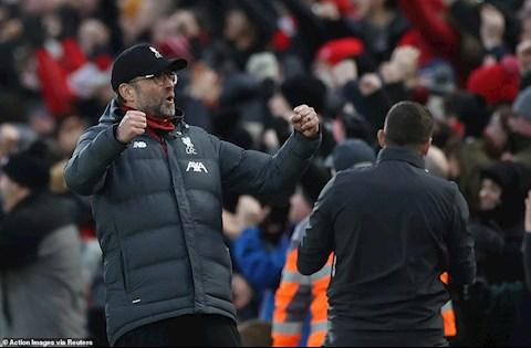 HLV Jurgen Klopp phát biểu sau trận Liverpool vs Southampton hình ảnh