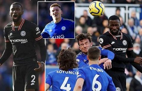 Leicester 2-2 Chelsea ava