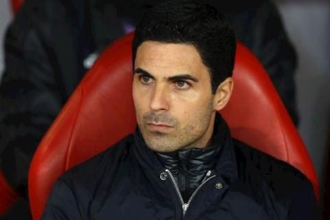 Mikel Arteta thất vọng dù Arsenal đánh bại Olympiacos  hình ảnh
