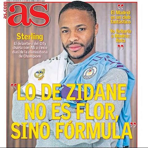 Mặc kệ Man City, Sterling đi tạo dáng với áo Real Madrid