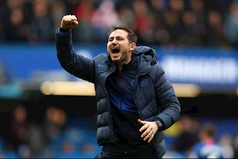 Nhân chứng lịch sử Frank Lampard có tài lãnh đạo từ hồi trẻ hình ảnh