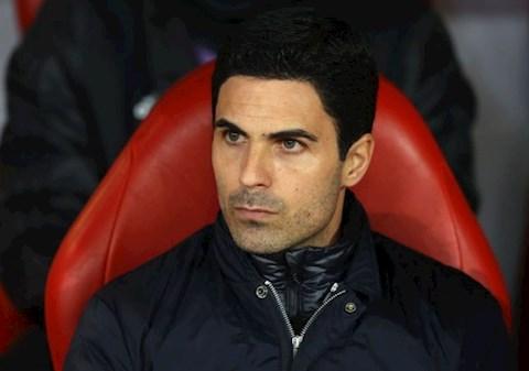 """""""Arsenal đang đi đúng hướng dưới thời HLV Mikel Arteta"""""""