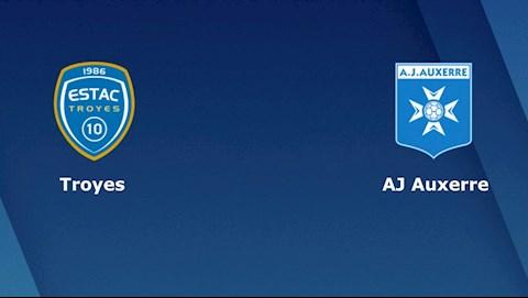 Troyes vs Auxerre 2h45 ngày 252 Hạng 2 Pháp hình ảnh