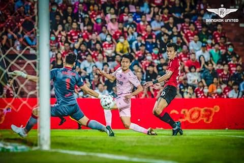 Văn Lâm nhận trận thua thứ 2 tại Thai League hình ảnh