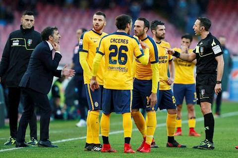 Hellas Verona: Đội bóng...xuất sắc nhất Serie A?