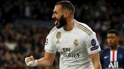 Karim Benzema nói về trận Real Madrid vs Man City hình ảnh