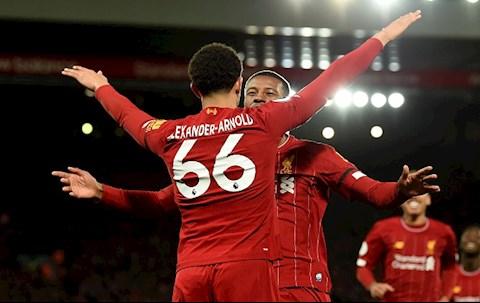 Alexander-Arnold lý giải cho sự quật khởi của Liverpool hình ảnh 2