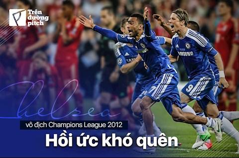 Chelsea vs Bayern Munich 2012: Hồi ức khó quên