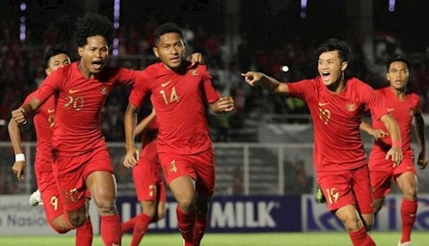 Indonesia đặt ra mục tiêu cực khủng ở giải U20 World Cup 2021 hình ảnh