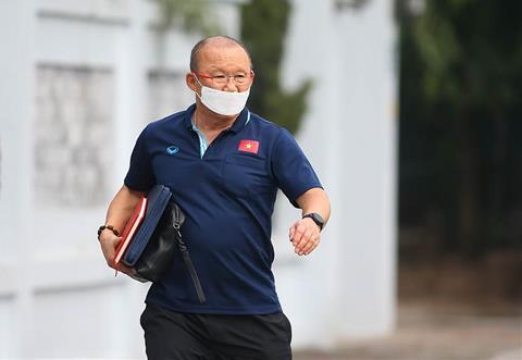 HLV Park Hang Seo tự cách ly 14 ngày vì ngại lây bệnh covid-19 hình ảnh