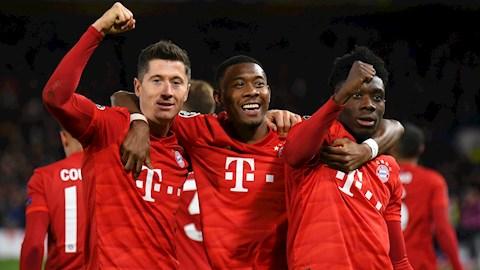 Chelsea 0-3 Bayern Munich Cơn lốc Canada kéo sập cầu Stamford hình ảnh 2