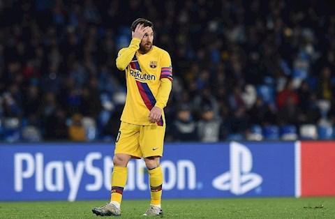 Barca hòa Napoli Quá nhiều cho một màn trình diễn tệ hại! hình ảnh 3