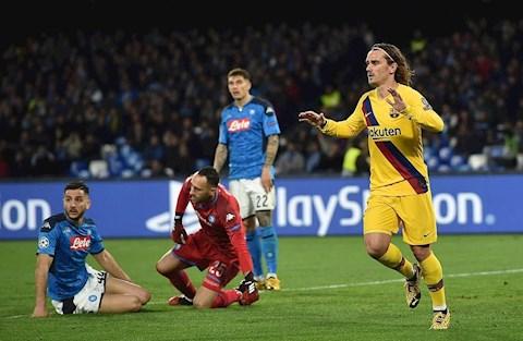 Napoli 1-1 Barca Quá nhiều cho một màn trình diễn tệ hại! hình ảnh
