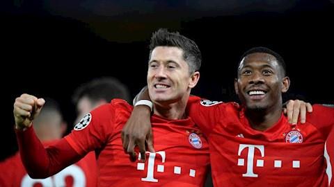 Bayern thắng Chelsea, trả giá đắt với chấn thương của Lewandowski hình ảnh
