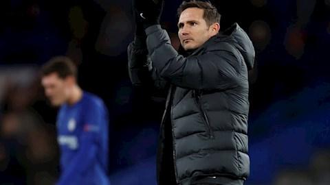 HLV Lampard nói về trận Chelsea vs Bayern Munich hình ảnh