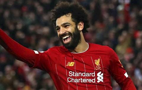 Van Dijk 'Những thống kê nói lên tài năng của Mohamed Salah!' hình ảnh