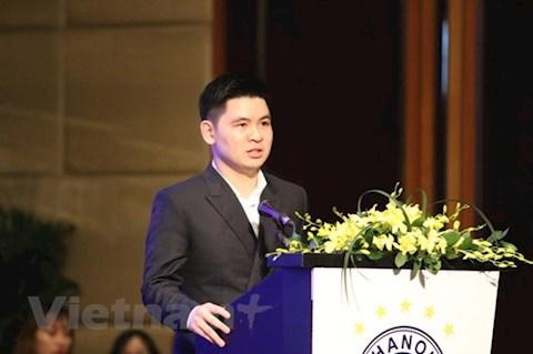 Chủ tịch CLB Hà Nội quyết tâm hướng đến sự chuyên nghiệp hình ảnh