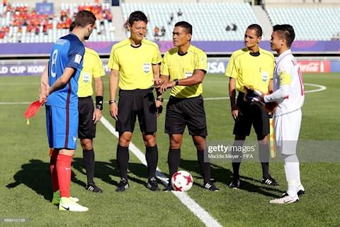 Lucas Tousart - kẻ hạ sát Juventus từng đối đầu U20 Việt Nam hình ảnh