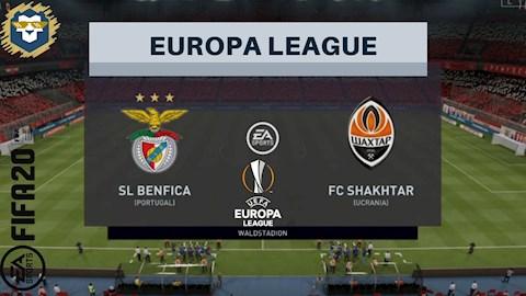 Benfica vs Shakhtar 3h00 ngày 282 Europa League 201920 hình ảnh