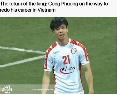 Công Phượng Sự trở lại của nhà vua hình ảnh 2
