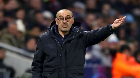 HLV Sarri bất ngờ bị Juve sa thải hình ảnh