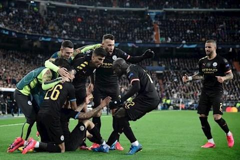 Joe Hart Man City vô địch Champions League 201920 hình ảnh