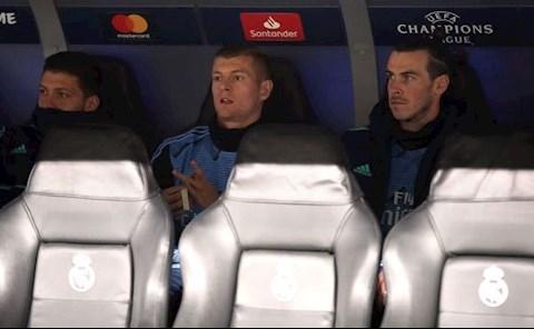 Real Madrid 1-2 Man City Kroos du bi