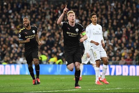 3 người thắng và 3 người thất bại trận Real Madrid vs Man City hình ảnh