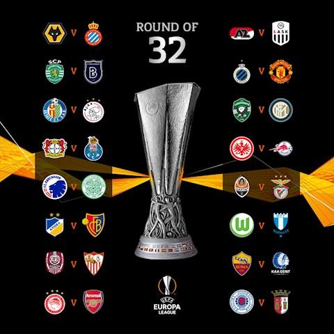 Lịch thi đấu Cúp C2 hôm nay 2722020 MU và Arsenal dễ thở hình ảnh