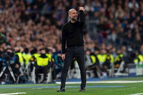 Real Madrid 1-2 Man City Ngày Guardiola khiến Bernabeu hổ thẹn hình ảnh