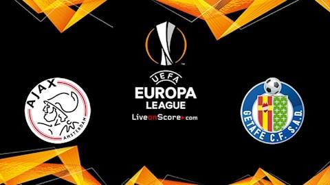 Ajax vs Getafe 3h00 ngày 282 Europa League 201920 hình ảnh