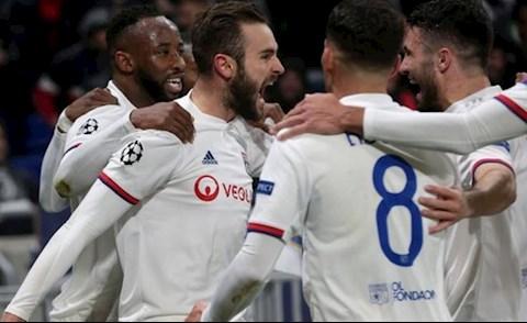 Thống kê Lyon 1-0 Juventus 'Mãnh sư' gầm vang hình ảnh