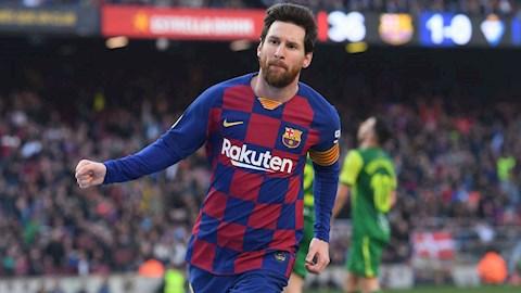 11 cầu thủ Barcelona từng giành giải thưởng Pichichi hình ảnh