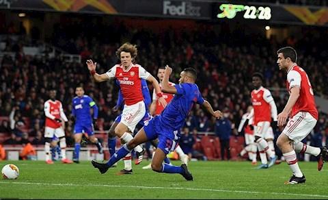 Arsenal 1-2 Olympiacos Nguồn sống duy nhất giờ là Premier League hình ảnh