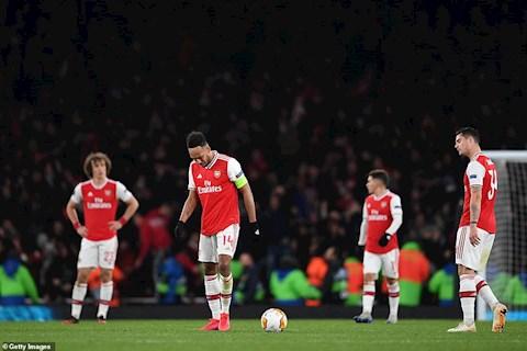 Arsenal 1-2 Olympiacos