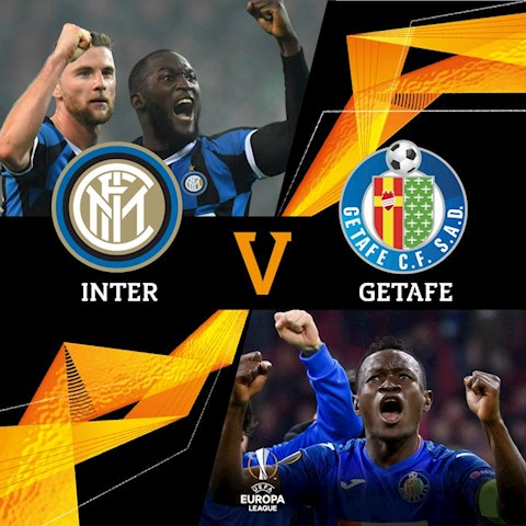 Inter Milan vs Getafe