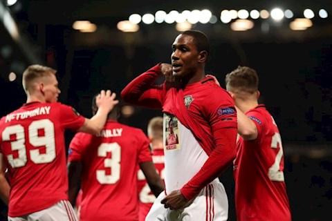 MU 5-0 Club Brugge HLV Solskjaer ca ngợi tân binh Ighalo hình ảnh